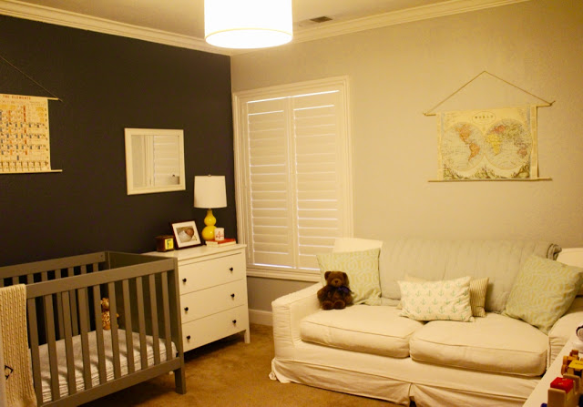 Brother Bear\'s New Room — The Classy Broad   Interiors. Events. Life ...