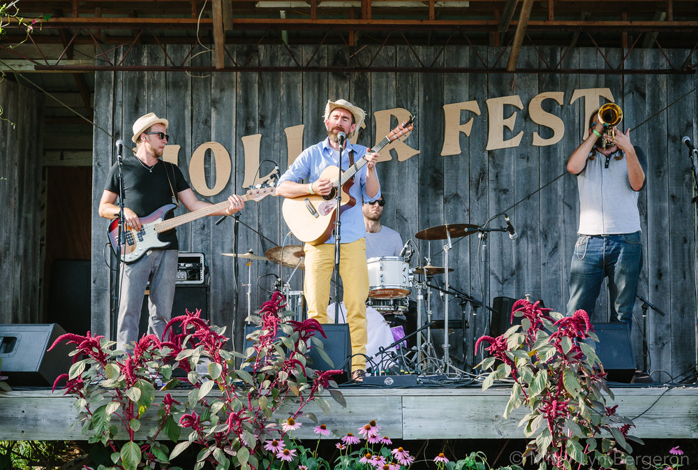 Chris Good 's set at Hollerfest 8-26-17