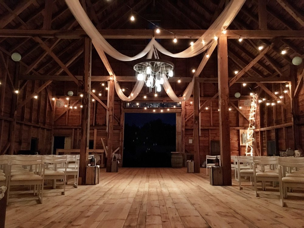 Annapolis Valley Rustic Barn Venue Ready Or Knot