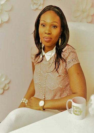 Cathy Akinkunmi, Lead Designer (MBA, iMSIT, IEWP)