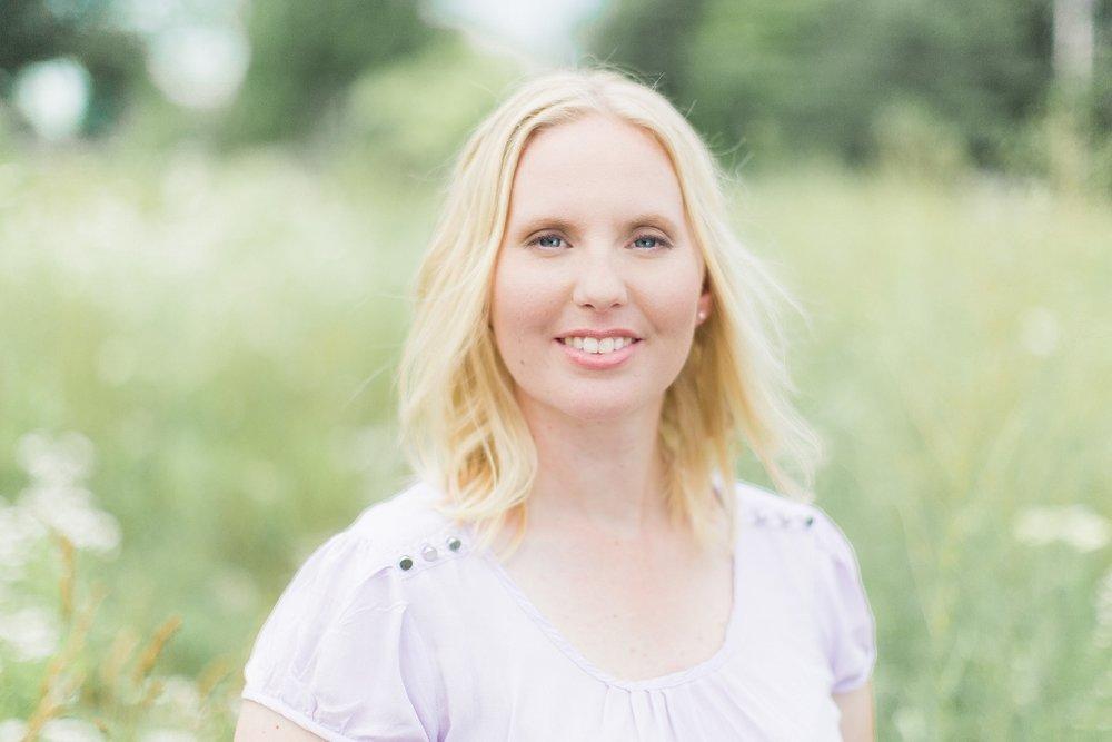 Amanda Muis Brown, Floral Farmer & Designer - Photo by: Terri Lynn Warren Photography