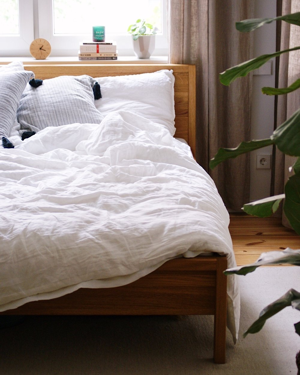 In Bed With Wool from Sustainablist