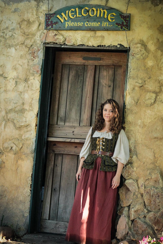 Irish Cottage - MNRF 2017 Photo Credit: Meghan Brunner