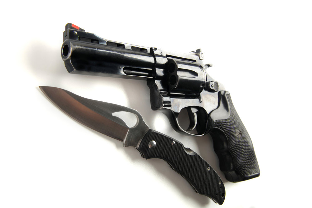 Lakeland Criminal Defense Attorney - Weapons Offenses