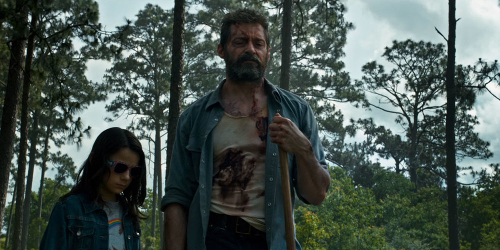 2) Logan  This is easily one of the best films I've ever seen and it was very hard not to put it in the top spot. Everything about this movie is excellent. I don't have a single negative word to say about it other than the ending is incredibly heart breaking but, I think we all walked in knowing it was coming. I would have liked a little more closure on what became of the children but i know Fox will be telling us all about that soon enough. Hugh Jackman's Wolverine performances are always great but, I think he deserves every award they can hand him for this one. I'm a big fan of X-23 and although the character is younger in Logan, Dafne Keen is already starting on the path to being the next icon for the franchise. We know this was Hugh Jackman's goodbye to the character and as beautiful as it is I'd like to see him in some form in the X-Force movie even if it's just something that's only in Laura's head. If we have to stomach someone new wielding the claws it would have been a good way to introduce them by casting them as X-24. I think Logan was a perfect send off and I hope Fox decides to keep him gone for awhile and lets some other X-Men run wild for awhile.