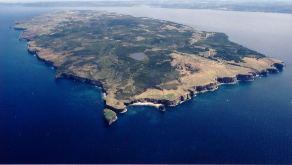 Bell Island, off the coast of Newfoundland