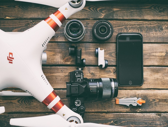 drone photography business idea