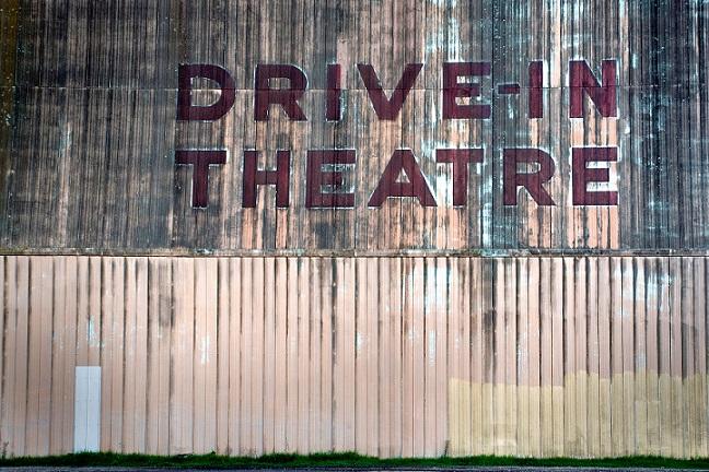 Drive in Movie Theatre Business Idea