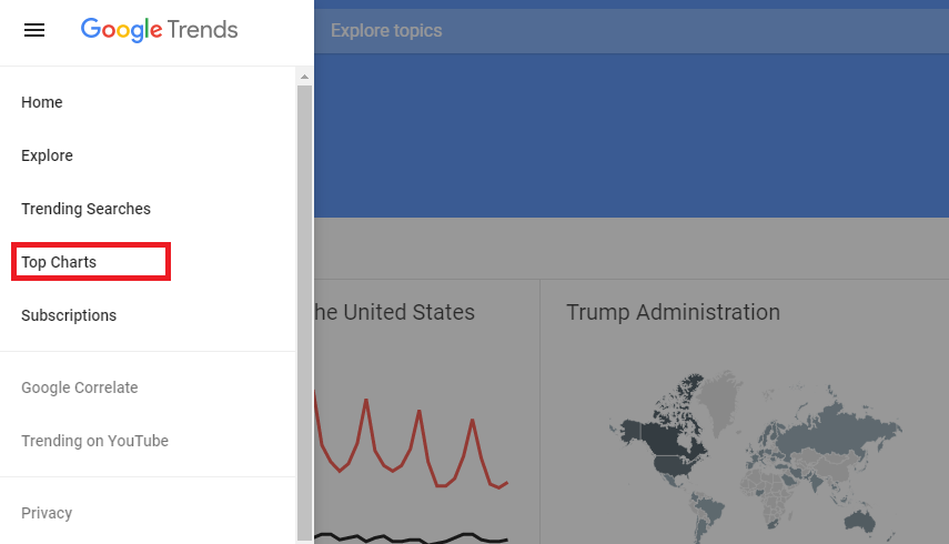 Google trends - Top charts search.png