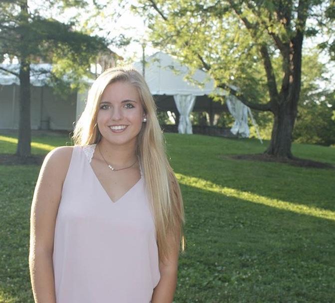Philanthropy Chair-  Katelyn Peters