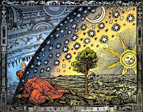 The Flammarion engraving - Unknown