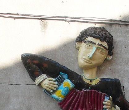 Vallauris, France-Renaissance Man