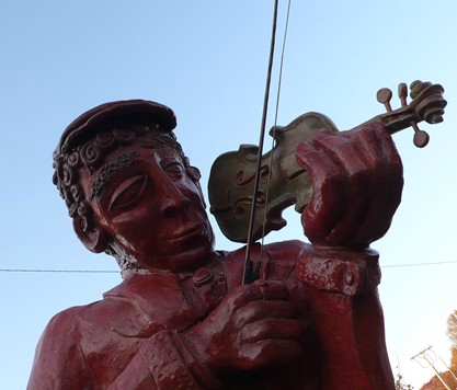 Chattanooga,Tennessee-Fiddler