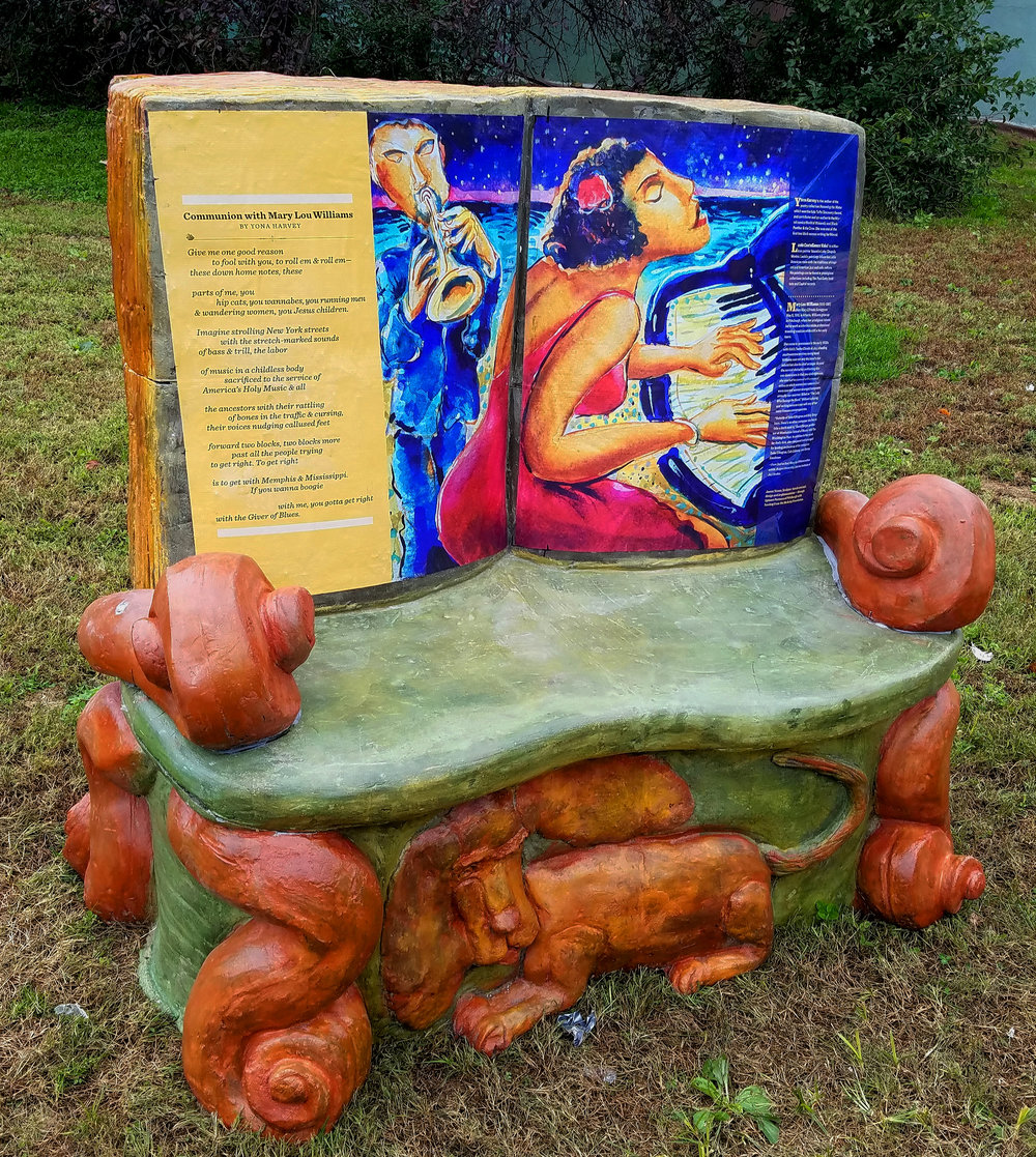 The Book Bench
