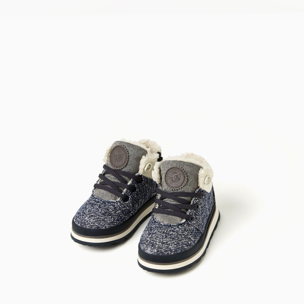 Toddler Boy Lined Boots: Regular Price $35.90, Sale $12.99