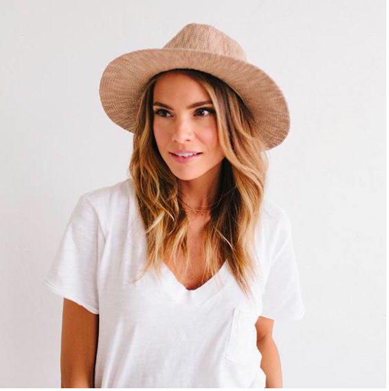 Eve Beige Floppy Hat - Sale price $30.80, Regular $38