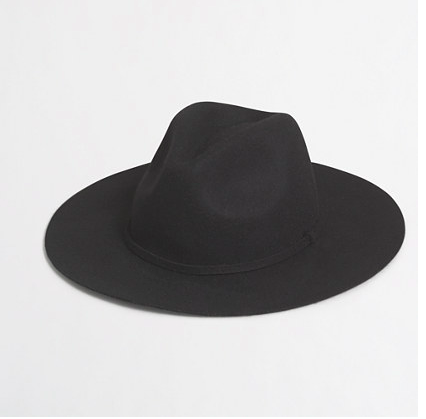 Classic Wool Fedora - Sale Price $11.99, Regular $49.50