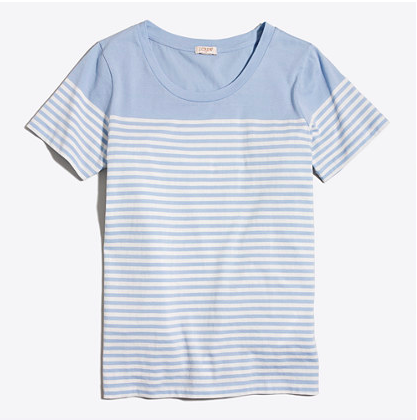 Drop Striped T-Shirt - Sale $14.99, Regular $39.50