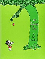 The Giving Tree: Sale $8.31, Regular $17.99