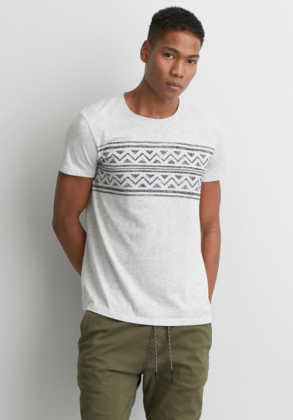 AEO Print Short Sleeve T-Shirt - $19.99