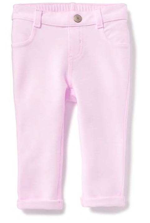 Rolled-Cuffed Jegging for Baby - Sale $2.97, Regular $12.94