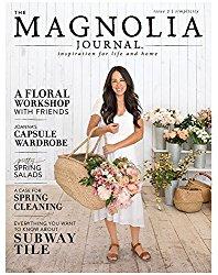 Magnolia Journal Subscription: $20