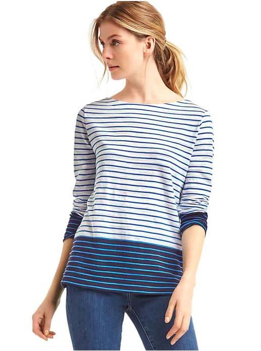 Stripe Colorblock - Sale $13.79, Regular $34.95
