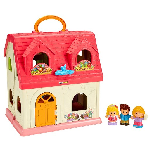 Little People Surprise & Sounds Home: $25.49