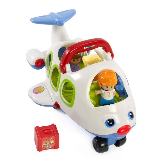 Little People Lil' Movers Airplane: $12.99