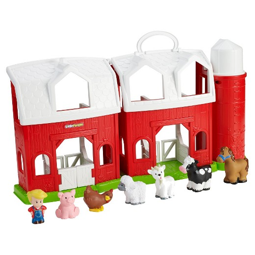 Little People Animal Friends Farm: $25.49