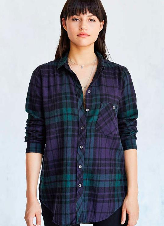 BDG Flannel - Sale $7.99, Regular $49.99