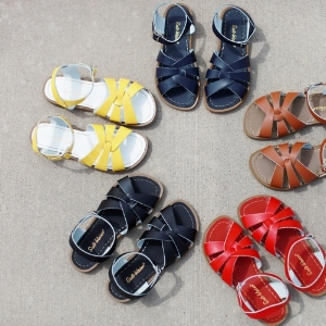 Salt Water Sandals: Sale $29.96, Regular $39.95