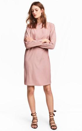 Dress with Scalloped Trim - Sale $14.99, Reg $39.99