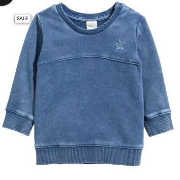 Baby Boy Sweatshirt - Sale $4.99, Reg $14.99