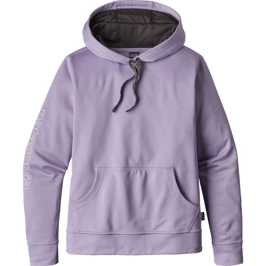 Patagonia Womens Outline Text Hoodie: Sale $28.60, Regular $65.00
