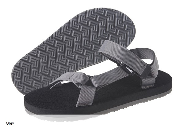 Teva Mush II Men's & Women's Sandal: Sale $9.99