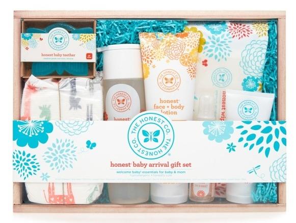 Honest Baby Arrival Gift Set: Sale $24.98, Regular $49.95