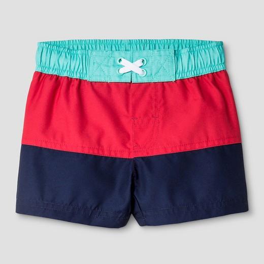 Colorblock Swim Trunk: Sale $2.98, Regular $9.99