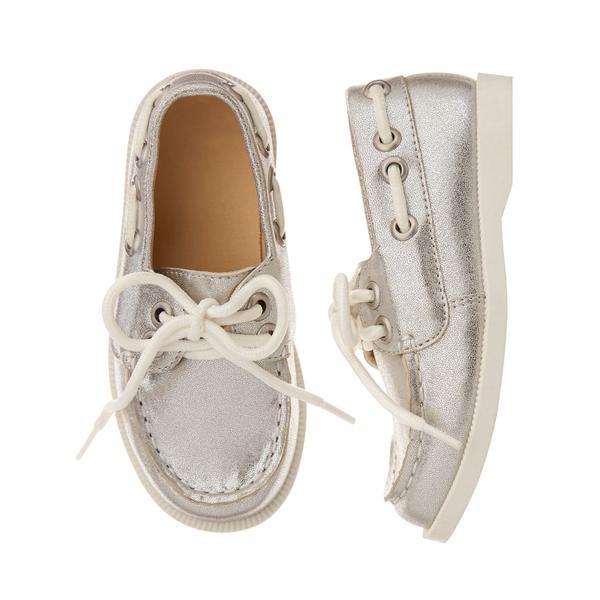 Toddler Girls Boat Shoes: Sale $6.99, Regular $32.95