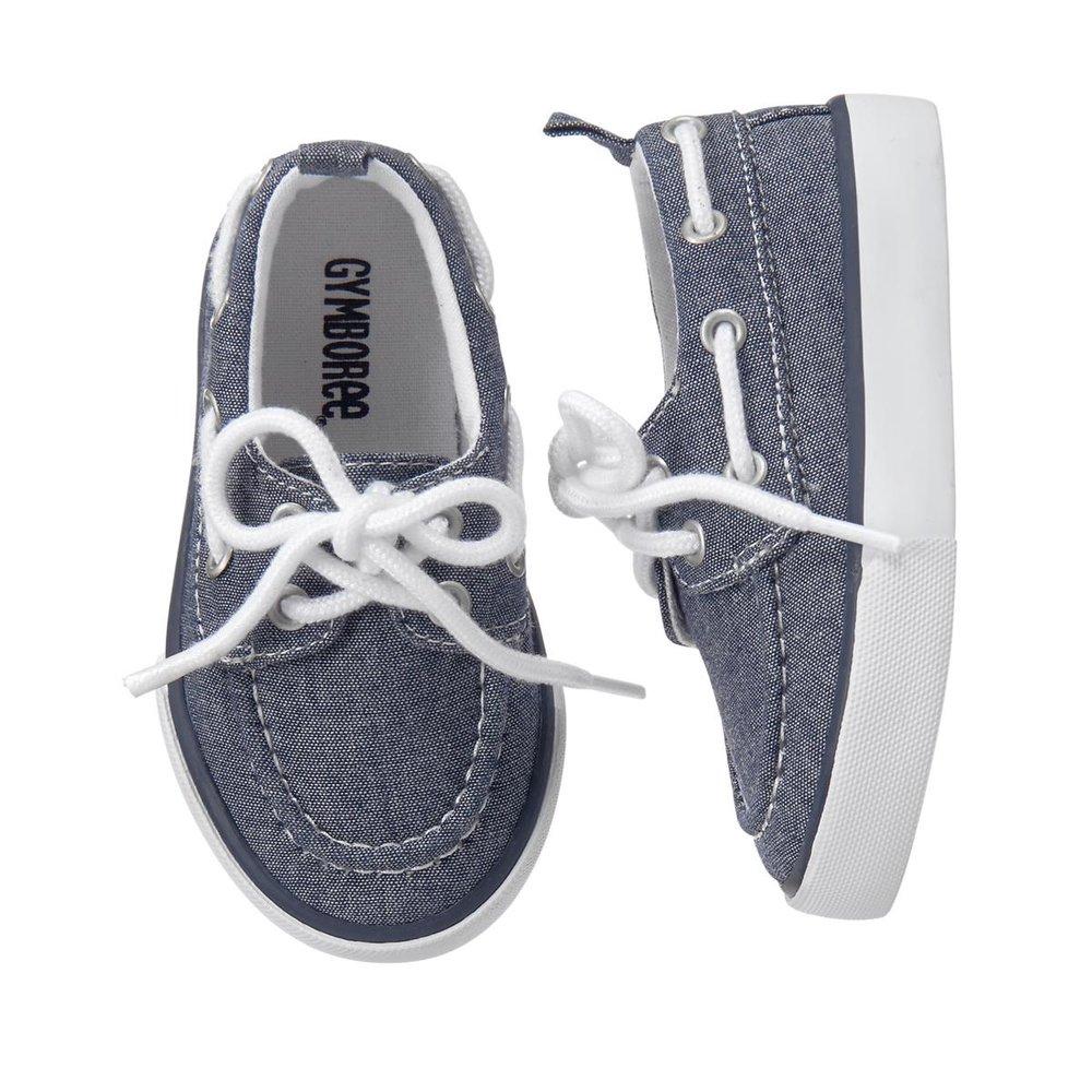 Toddler Boys Boat Shoes: Sale $6.99, Regular $29.95