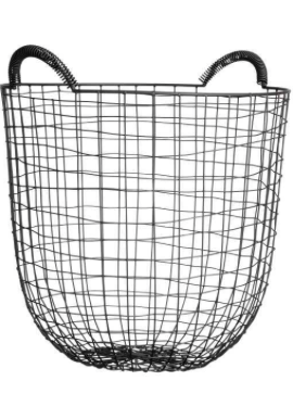 Large wire basket - Sale $12.59, Reg $29.99