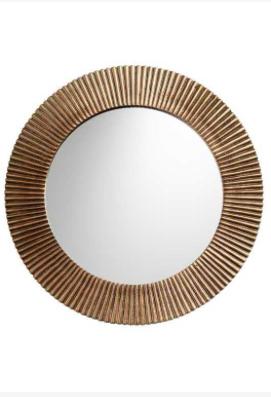 Large Round Mirror - Sale 24.49, Reg $34.99