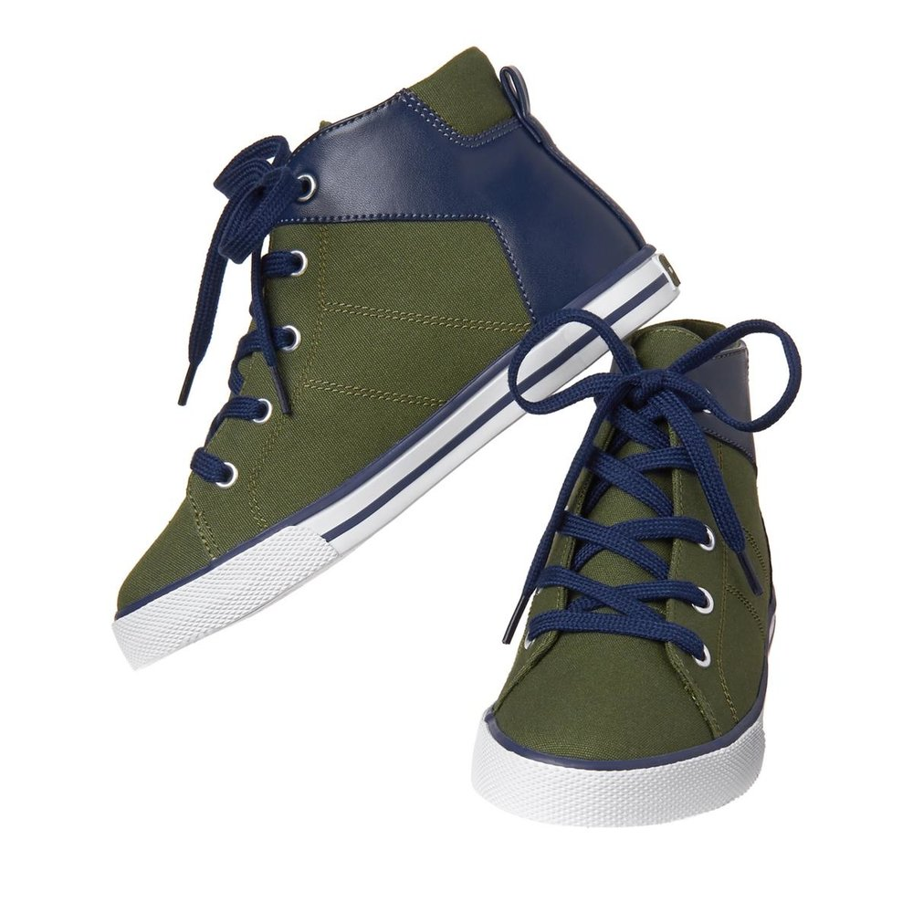 Boys High-Top Sneakers: Sale $7.54, Regular $29.88