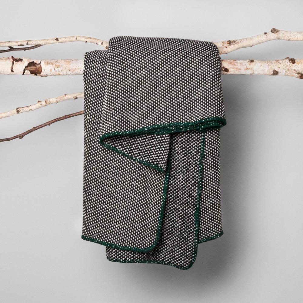 Woven Throw Blanket: Sale $14.98, Regular $29.99