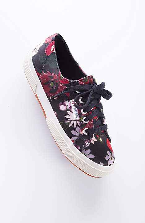 Midnight Bloom Sneakers: Sale $35.99, Regular $89.00