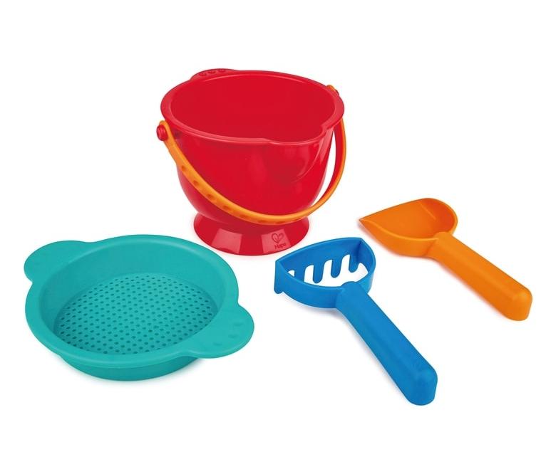 Hape Beach Toy Kit: Sale $5.98, Regular $9.99