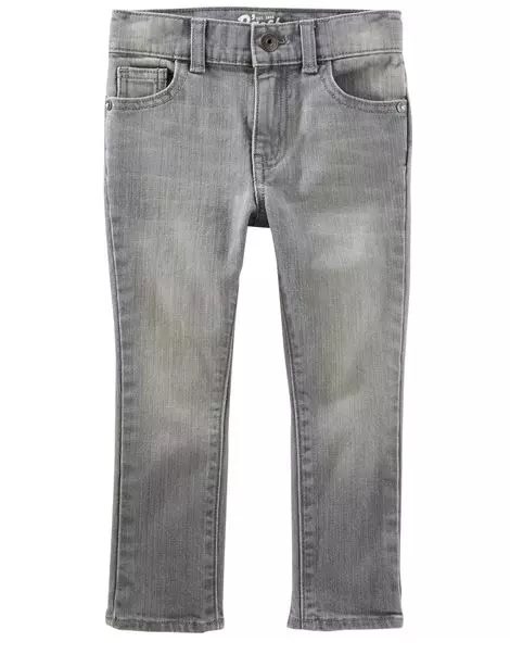 Toddler Boy Skinny Jeans - Twilight Grey: Sale $9.97, Regular $30.00