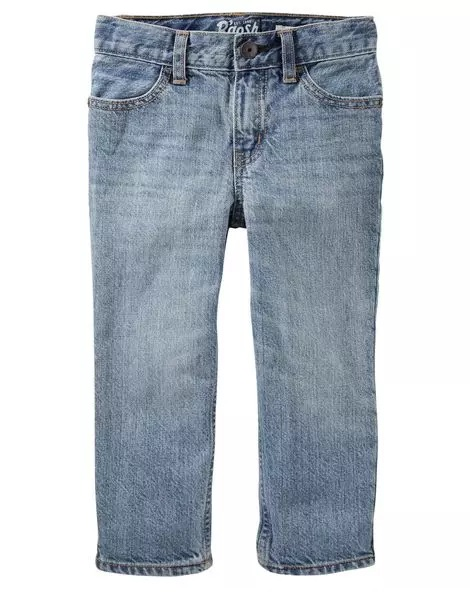 Toddler Boy Straight Jeans - Sun Faded Light: Sale $9.97, Regular $30.00