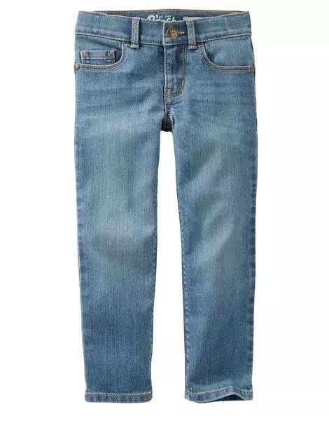 Baby Girls Jeans - Upstate Blue: Sale $9.97, Regular $30.00