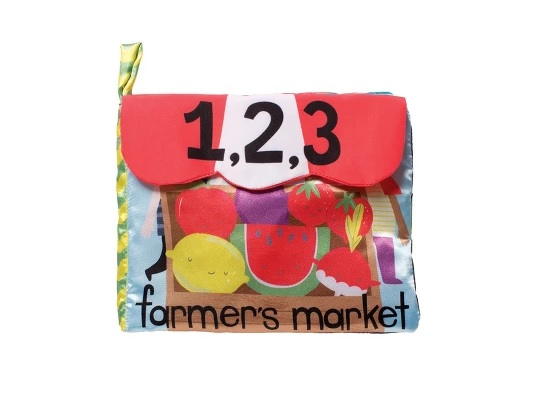 Manhattan Toy Farmers Market Book: Sale $7.19, Regular $8.99